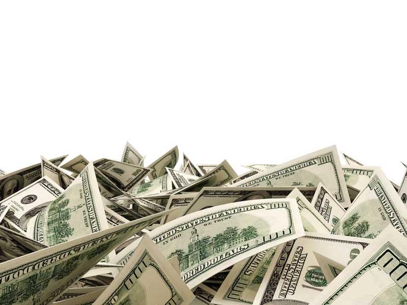 Sitting on World-Class Money Printers